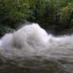kraški izvir ob poplavi bruhalnik izvir Šteberščice 150x150 - Zeleni turizem